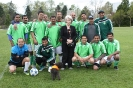 BC Provincial Election hopeful, Sue Hammell with Nadi Soccer team at Bear Creek Park last Sunday.
