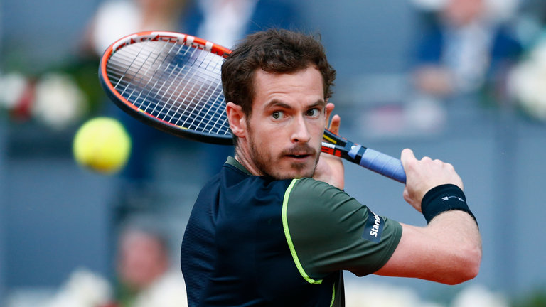 Image - Murray back for Monte Carlo Open
