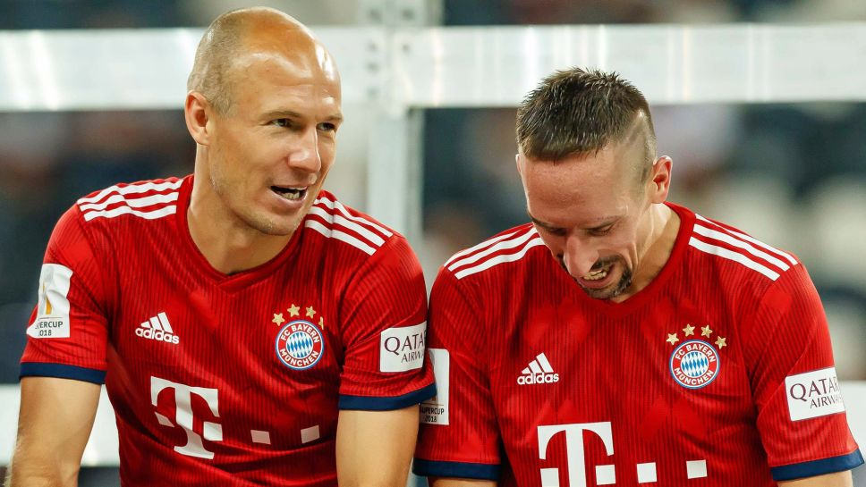 Image - Robben and Ribery rolemodel says coach
