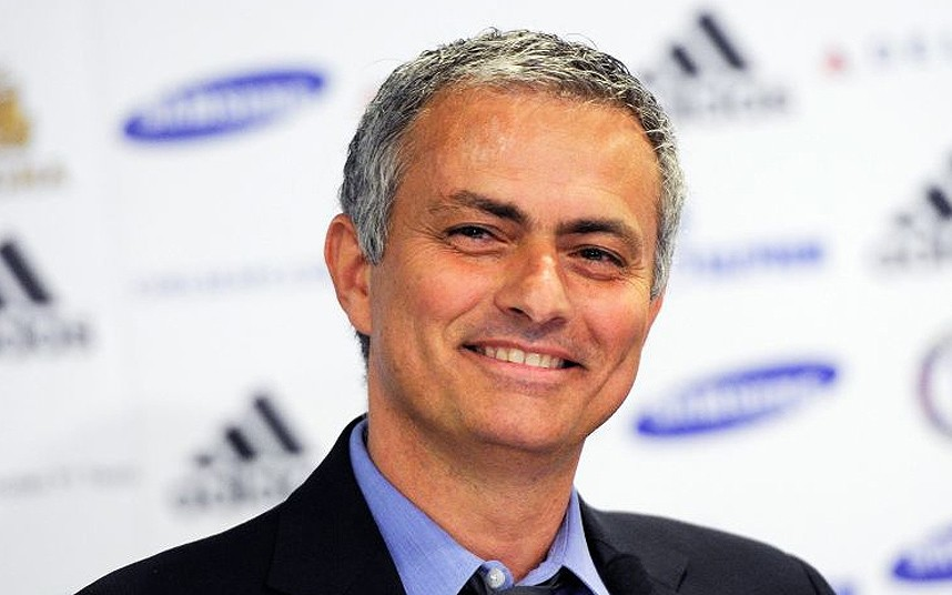 Image - Chelsea's Mourinho charged with miscondu