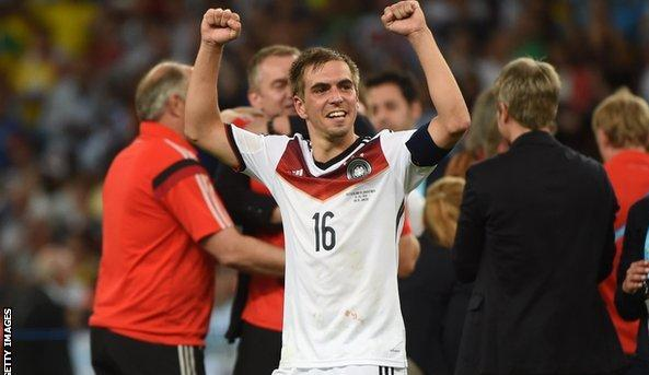 Image - Lahm retires following WC win